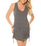 eco-swim-shirred-side-dress