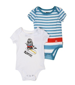 Quiksilver Infants' Gimmie Gimmie Onesie (0-12mos)