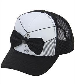 Quiksilver Boys' Diggler Bowtie Trucker Hat