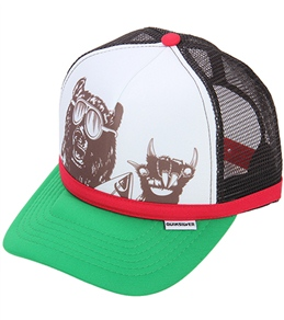 Quiksilver Boys' Terg Ferg Trucker Hat