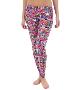 B.Swim Party Parrot Cinchy Party Pant
