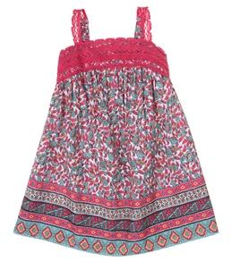 Billabong Billie Girls' Moonflowers Dress (4-16)