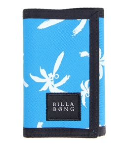 Billabong Men's Lowers Trifold Wallet