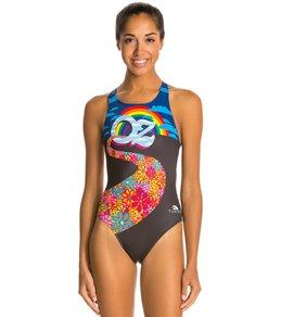 Turbo Oz World Women's Training Swimsuit