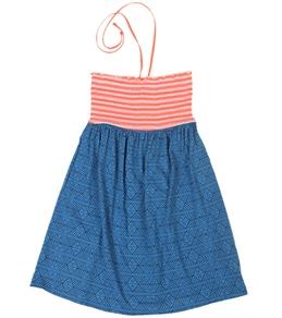 O'Neill Youth Girls' Isabella Smocked Dress (7-14)