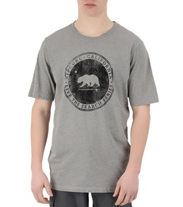 Rip Curl Men's Search Cali Bear Tee