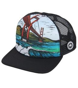 Rip Curl Men's Search Artist Trucker Hat