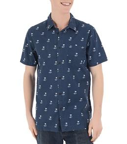 Rip Curl Men's Coco Palms S/S Shirt