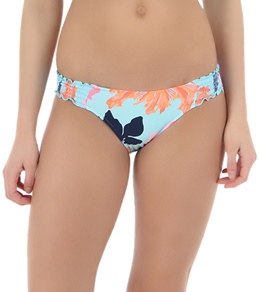 Seafolly Rio Shirred Side Hipster