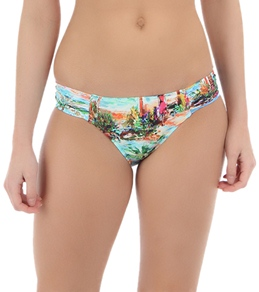 Seafolly South Pacific Ruched Side Bottom