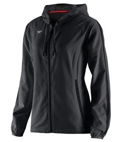 Speedo Women's Lightweight Jacket w/ Hood