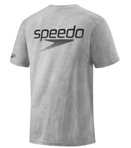 Speedo Men's Back Logo S/S Tee