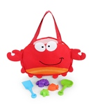 stephen-joseph-kids-crab-beach-tote-(includes-sand-toy-set)