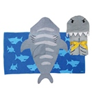 stephen-joseph-kids-shark-hooded-towel