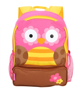 Stephen Joseph Kids' Owl Sidekick Backpack