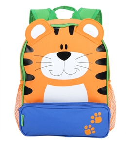 Stephen Joseph Kids' Tiger Sidekick Backpack