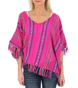 Billabong Women's Still Dreamin' Poncho