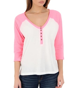 Billabong Women's The Relay Henley
