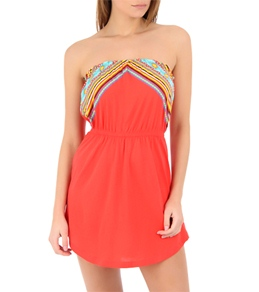 Billabong Women's Double Dose Bandeau Dress