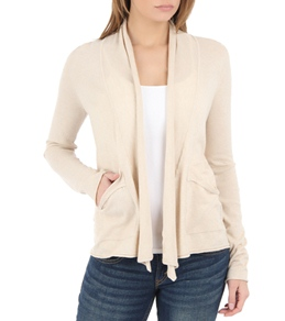 Billabong Women's Pent Up Cardigan Sweater