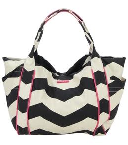 Roxy Fuchsia Voyage Shoulder Bag