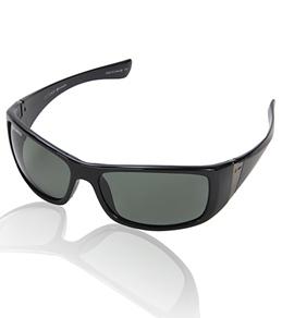 Dot Dash Convex Polarized Sunglasses