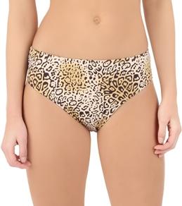 Ujena Leopard High Waisted Bottom