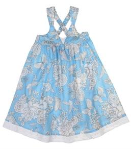 Seafolly Girls' Powder Room Party Dress (4-7yrs)