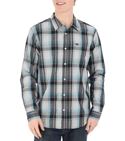 Hurley Men's Method L/S Shirt