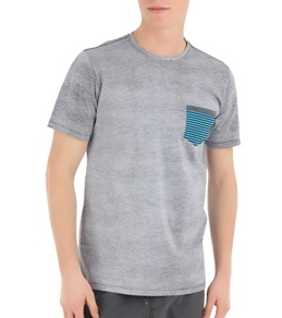 Hurley Men's Pro Am S/S Crew Knit Tee