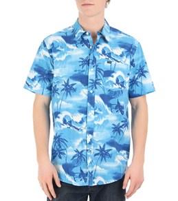 Hurley Men's Island Aloha Shirt S/S