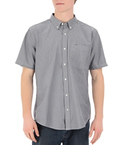 Hurley Men's Ace Oxford S/S Shirt