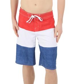 O'Neill Men's PBR Stripes Boardshort