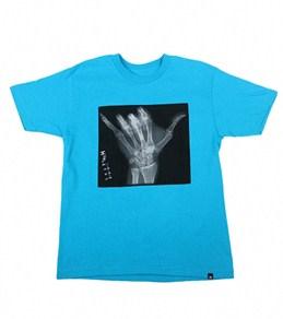 Hurley Boys' Sxakka S/S T-Shirt (8-14)