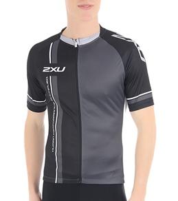 2XU Men's Retro Sublimated Cycling Jersey