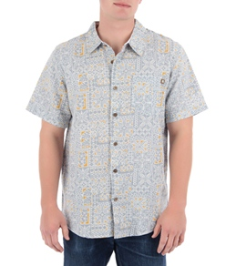 Toes On The Nose Men's Velzyland S/S Woven Shirt