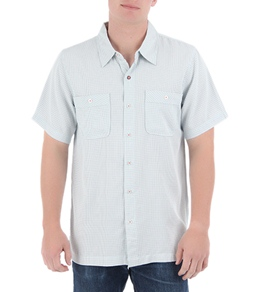 Toes On The Nose Men's Pebble Beach S/S Woven Shirt