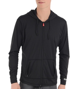 Toes On The Nose Men's Shelter Element Rashguard Hoodie