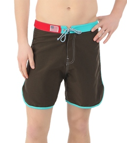 Toes On The Nose Men's Prawn Boardshort