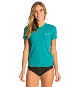 Xcel Women's Heathered VentX Slim S/S Surf Tee