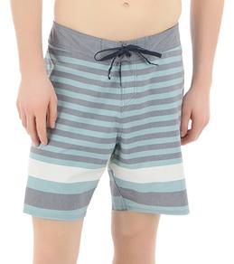 Quiksilver Men's Stripe Biarritz Boardshort