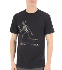 Quiksilver Men's Into The Future Tee