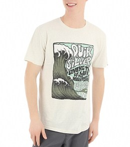 Quiksilver Men's Out The Back Tee