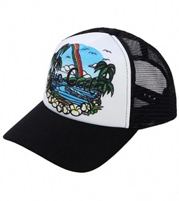 Rip Curl Women's Over The Rainbow Trucka Hat
