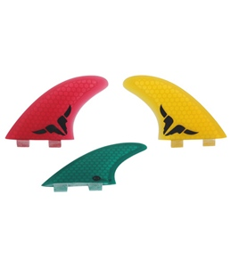 Kinetik Racing Occy Ultra Core Tri Fin Set - FCS