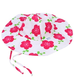 iPlay Girls' Floppy Brim Sun Hat