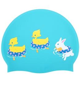 Sporti Duck Trail Swim Cap Jr.