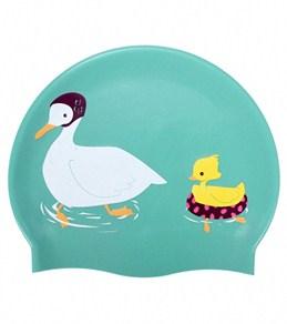 Sporti Duck Trail Swim Cap