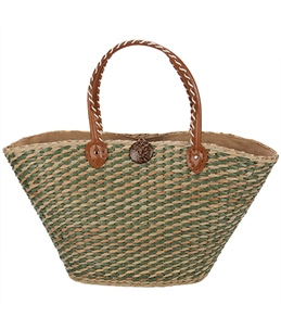 Sun N Sand Shale Stone Oversized Straw Tote