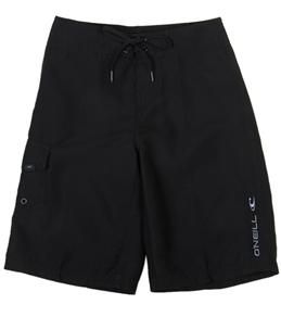 O'Neill Boys' Santa Cruz Solid Boardshort (8-20)